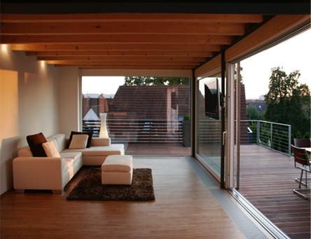 W3 Architekten Anbau Und Terrasse Salem